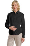 Maternity Long Sleeve Easy Care Shirt